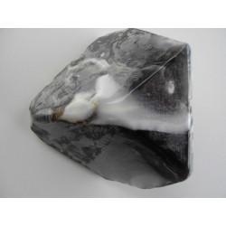 Savon Gemme - Onyx noir