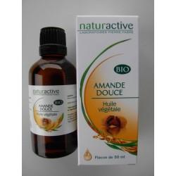 Naturactive - Huile végétale Amande Douce