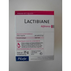 Pileje - Lactibiane Probiotiques . Référence (10 sachets)