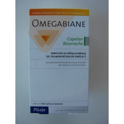 Plileje - Omegabiane Capelan Bourrache