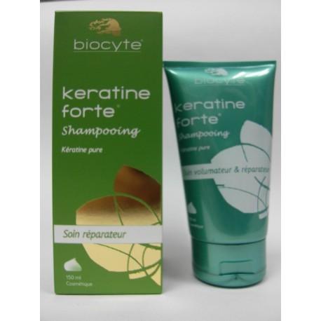 Biocyte - Keratine forte . Shampooing