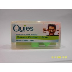 QUIES Mousse Confort