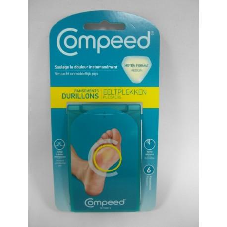 Compeed - Pansement Durillons Moyen Format (6)