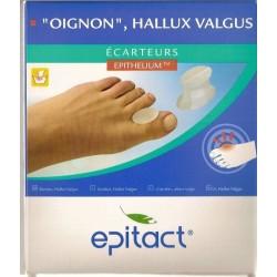 Epitact - Ecarteurs - Oignon, Hallux Valgus