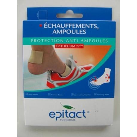 Epitact - Echauffements. Protection Anti-Ampoules