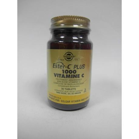 SOLGAR Esther - C PLUS  1000 mg Vitamine C