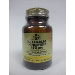 SOLGAR Daylicalm L-Theanine 150 mg