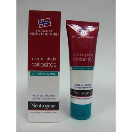 Neutrogena - Crème pieds . Callosités - Action exfoliante