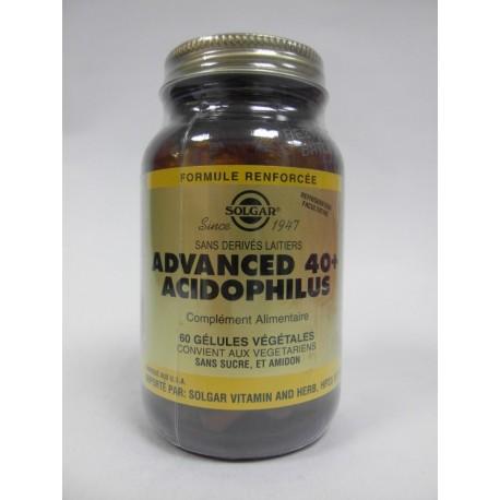 Solgar - Advanced 40+ Acidophilus