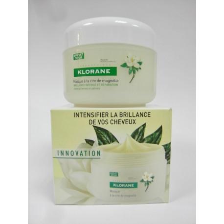 Klorane - Masque à la cire de magnolia (150 ml)