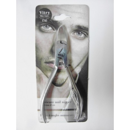 Vitry - Pince à ongles manucure 12 cm (REF 49)