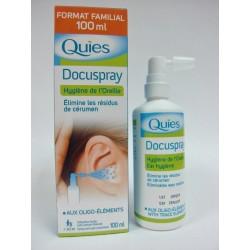 Docuspray - Elimine les résidus de cérumen