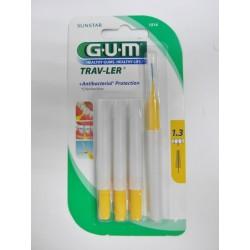 Butler - G-U-M TRAV-LER Brossette interdentaire (1.3 mm)