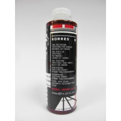 KORRES - Gel douche Vétiver