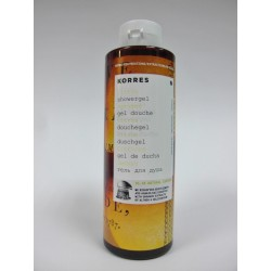KORRES - Gel douche Citron