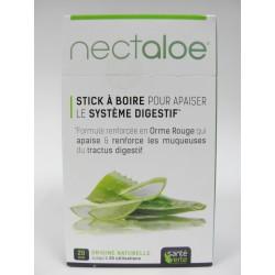 Santé verte - nectaloe pour apaiser le système digestif