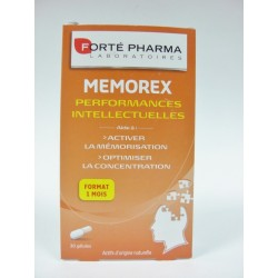 Forté Pharma - MEMOREX Performances intellectuelles
