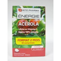 Forté Pharma - Energie Acerola