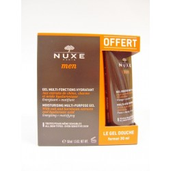 Nuxe Men - Gel multi-fonctions hydratant + Gel douche offert