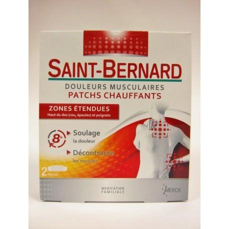 Saint-Bernard - Patchs chauffants Zones étendues