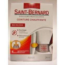 Saint-Bernard - Ceinture chauffante Bas du dos