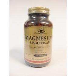 Solgar - Magnésium Bisglycinate (100 tablettes)