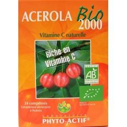 Phyto-Actif - Acerola Bio 2000