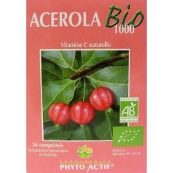 Phyto-Actif - Acerola Bio 1000
