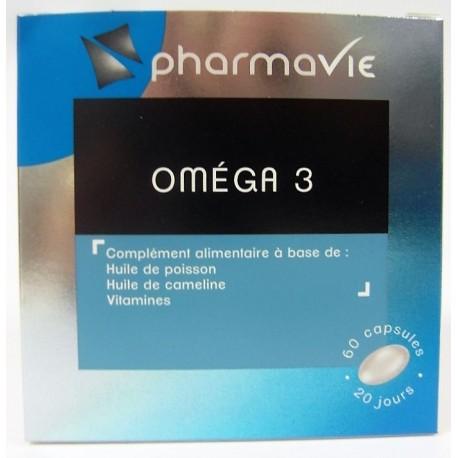 PharmaVie - Oméga 3