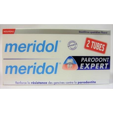 Meridol - Parodont Expert (lot de 2 tubes)