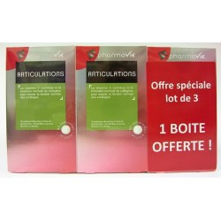 PharmaVie - Articulations (lot de 3)