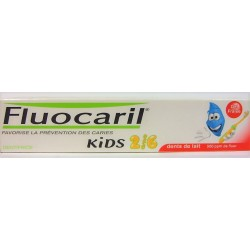 Fluocaril - Prévention des caries Kids 2-6 ans (50 ml)