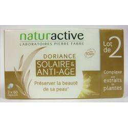 Doriance - Solaire & Anti-Age (2x60 capsules)