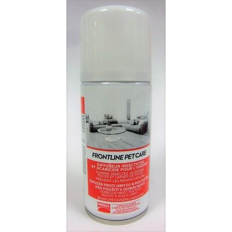FRONTLINE - Spray insecticide et acaricide pour l'habitat (100 ml)
