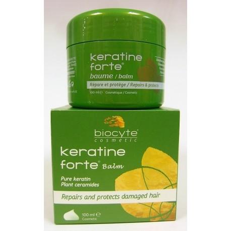 Biocyte - Keratine forte . Baume réparateur