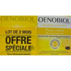 Oenobiol - Solaire Intensif Nutriprotection  Peau claire (lot de 2)