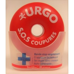 Urgo - S.O.S Coupure . Bande stop saignement