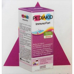 INELDEA - PEDIAKID Immuno-Fort