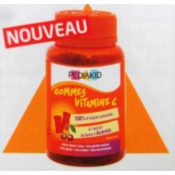 INELDEA - PEDIAKID Gommes Vitamine C