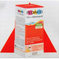 INELDEA - PEDIAKID Fer + Vitamines B