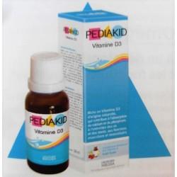 INELDEA - PEDIAKID Vitamine D3
