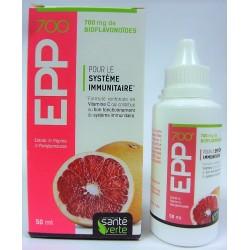 Santé Verte - EPP Pour le système immunitaire (extrait de Pépins de Pamplemousse)
