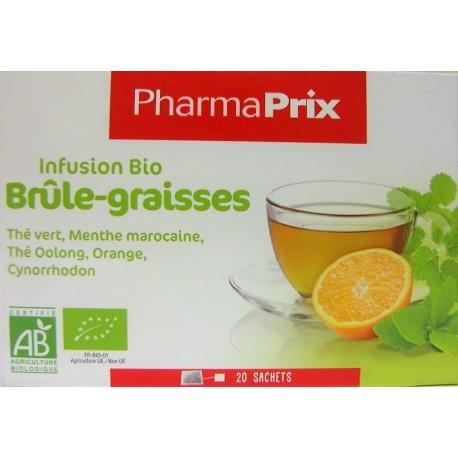 PharmaPrix - Infusion Bio Brûle-graisses