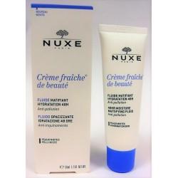 Nuxe - Crème Fraîche de Beauté Light Emulsion hydratante et apaisante 24H