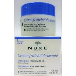 Nuxe - Crème Fraîche de Beauté Enrichie Crème Riche (50 ml)