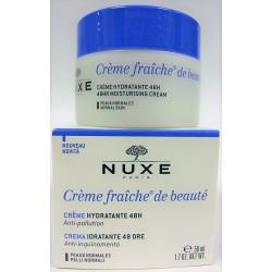 Nuxe - Crème Fraîche de Beauté Hydratante anti-pollution (50 ml)