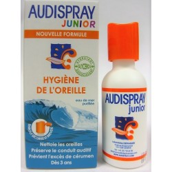 AUDISPRAY JUNIOR - Hygiène de l'oreille