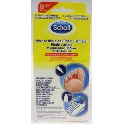 Scholl - Mycose des pieds (Pied d'athlète)