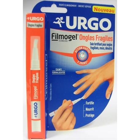 Urgo - Filmogel Ongles Fragiles Soin fortifiant