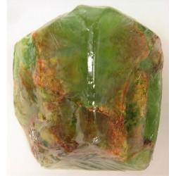 Savon Gemme - Grenat vert